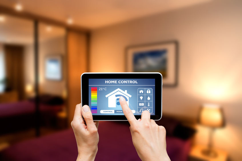 UPGRADE YOUR HOME SECURITY USING SMART TECHNOLOGY